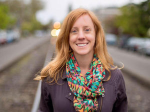 Katy Willis, L.Ac., practitioner at Corvallis Acupuncture & Wellness Center in Corvallis, Oregon